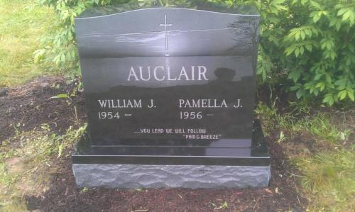 auclair-monument