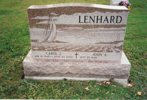 lenhard-monument