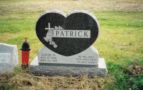 patrick-monument
