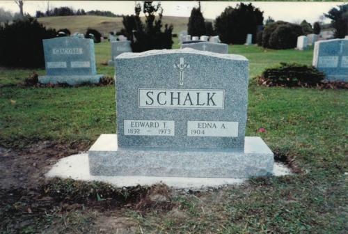 schalk-monument