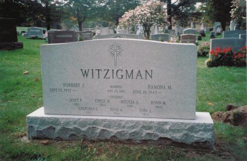 witzigman-monument